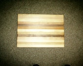 Handcrafted Wood Cutting Board