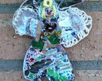 Pipsissewa Folklore Angel