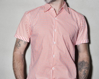 Mens polka-dot shirt - Pop - BAÏSAP