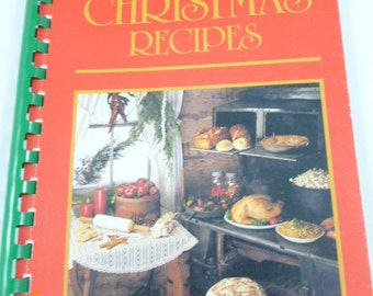 Silver Dollar City's Country Christmas Recipes 1989