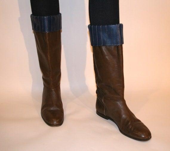 Vintage Italian Boots 9