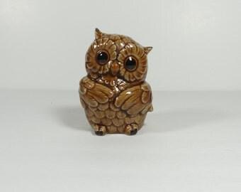Large Ceramic Owl - 1982