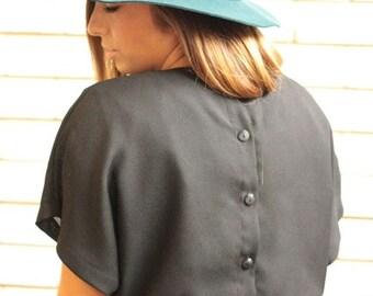 60s LBD Little Black Dress