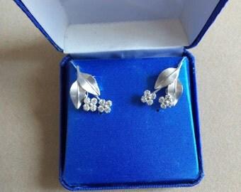 Vintage Krementz Earrings