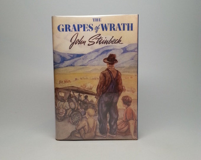 a portrayal of social realism in the grapes of wrath by john steinbeck An appreciation of john steinbeck's the grapes of the seventy-fifth anniversary of the publication of the grapes of wrath language and the realism.