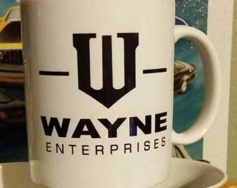 Inspired Wayne Enterprise Mug