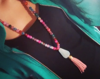 Abi Tassel Necklace