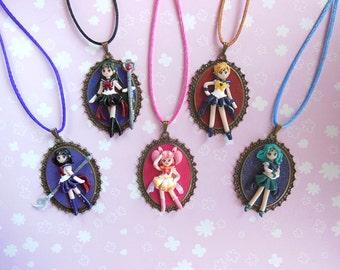 Sailor Moon Outer Senshi Cameos