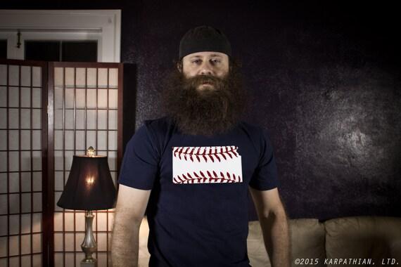 Kansas baseball tee