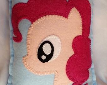 Pinky Pie pillow