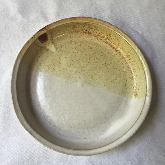 Hand Thrown Ceramic Cazuelas Salt Cellar By