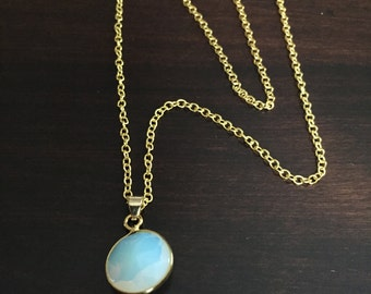 turquoise necklace, turquoise jewelry, turquoise pendant, crystal necklace, stone necklace, gem necklace, necklace, gold necklace, jewellery