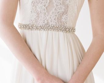 Tournelle // Decadently Beaded Bridal Belt
