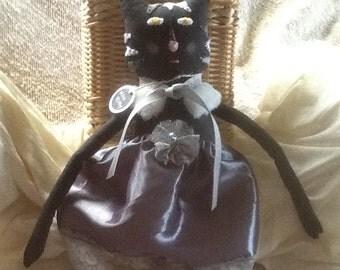Ragdoll Kitty, OOAK, unique gift
