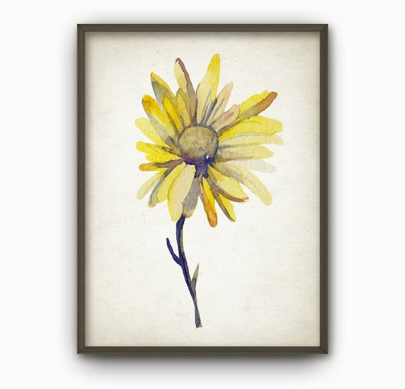 Daisy Wall Art - Elitflat