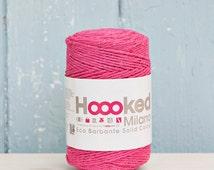 Barbante eco yarn, fuchsia
