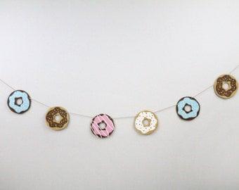 Donut Garland