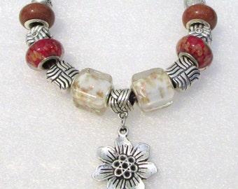 18 - CLEARANCE - Beaded Bracelet