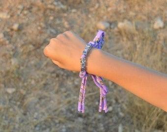 Girls personalized bracelet, Girls personalized jewelry, Kid name bracelet, Flower girl gift, Custom child bracelet, Little girl jewelry