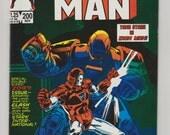 Reserved for Dennis: Iron Man; Vol 1, 200, Copper Age Comic Book. NM-.  November 1985.  Marvel Comics