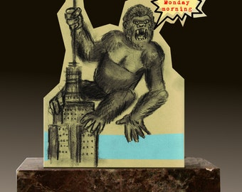 Say it with King Kong