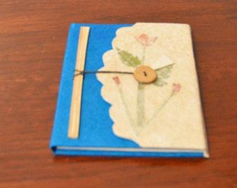 Beautiful Nepali Handcrafted Lokta Journal/Notebook