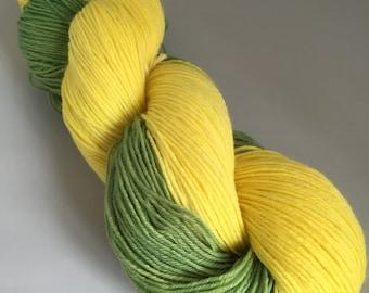 Hand Dyed Sock Yarn - Superwash - 4ply 400m