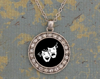 Drama and Theater Necklace