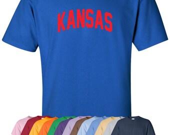 Wichita t shirt etsy for T shirt printing wichita ks