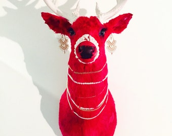 Taxidermy - Red Deer