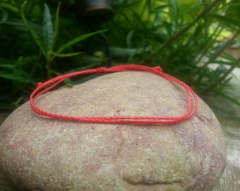 PACK OF 10, Kabbalah Bracelet, Red String Bracelet, Red Thread, Kabbalah, String of Fate Bracelet