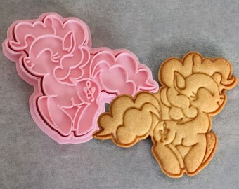 MLP:FiM Pinkie Pie Cookie Cutter
