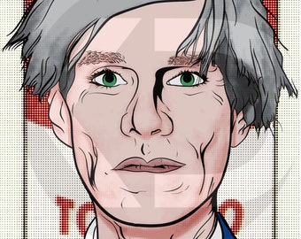 Andy Warhol (Limited exclusive) - A3
