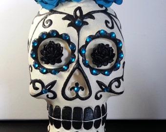 Dia de los Muertos - Plaster Sugar Skull
