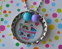 Shopkins Necklace Yo-chi