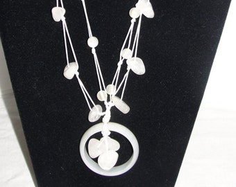 Natural Stone Necklace under 20