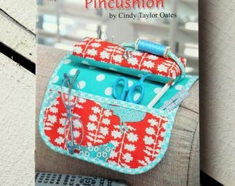 FREE SHIPPING! Sit & Stitch Pincushion Pattern