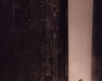"Edward Steichen Photo, ""Isadora Duncan in the Parthenon, Athens"" 1921"