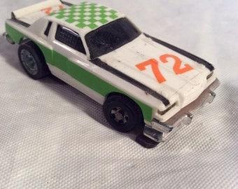 IDEAL TCR Slotless Dodge Magnum JAM Car Slot Car 1978