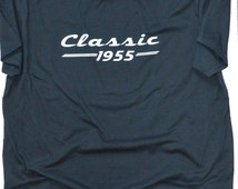 Classic 1956 T-Shirt. 60th Birthday Gift For Men. 60th Birthday party.