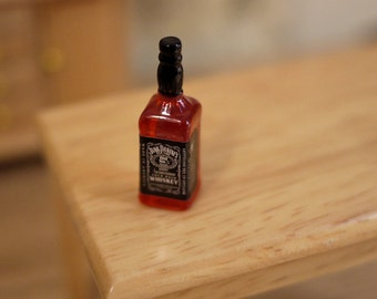 Dollhouse wine bottles accessories dolls house dining beverage 1 6th scale miniature