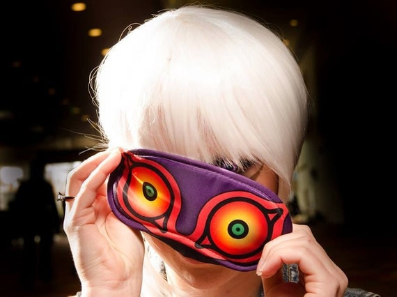 Majora's Terrible Fate Sleep Mask