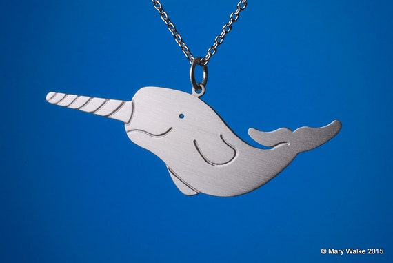 Narwhal Necklace