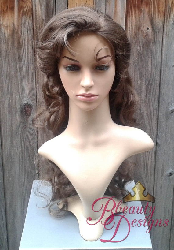 Jane from Tarzan Broadway Inspired Wig Quality Custom Couture Styled