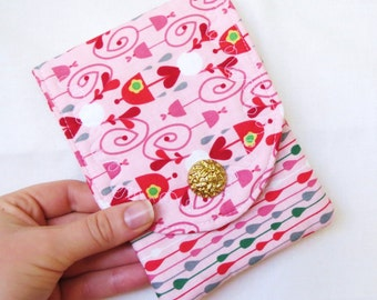 Wallet, Women's Wallet, Handmade Wallet, Embroidered Pouch