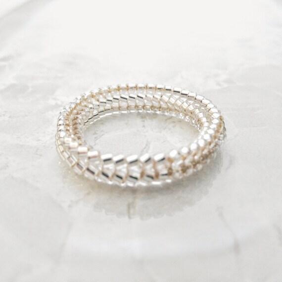Etoiles Ring | Silver