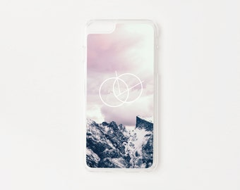 iPhone 6 Plus Case - Andes iPhone Case - Hard Plastic or Rubber