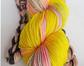 No. 2 Pencil Sock Wool