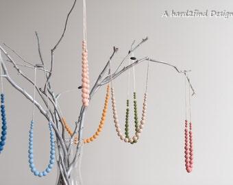 Silicone Nursing Necklace / Silicone Teething Necklace
