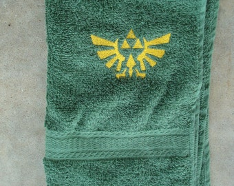 Triforce Towel